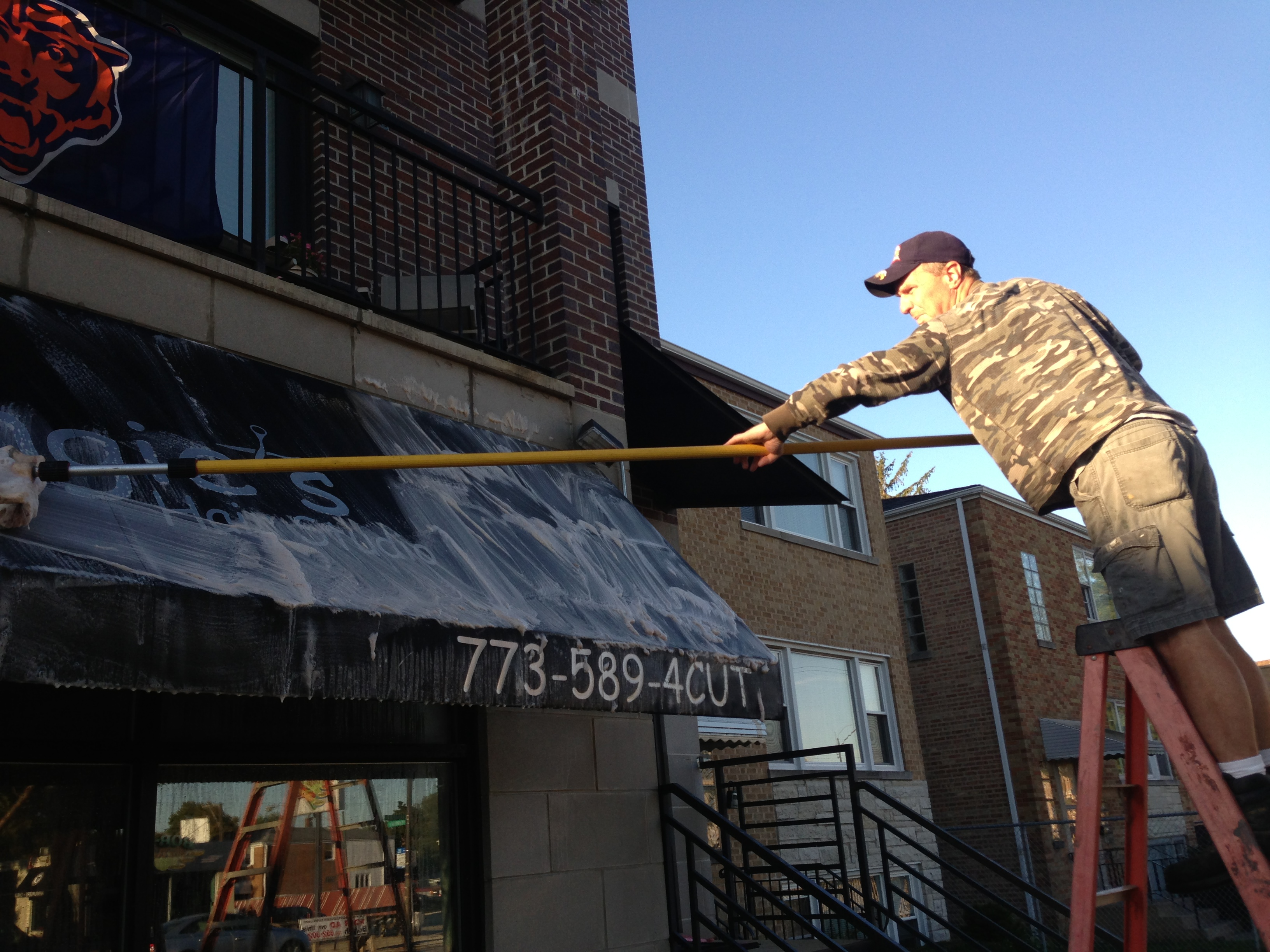 awning programs chicago power washing services